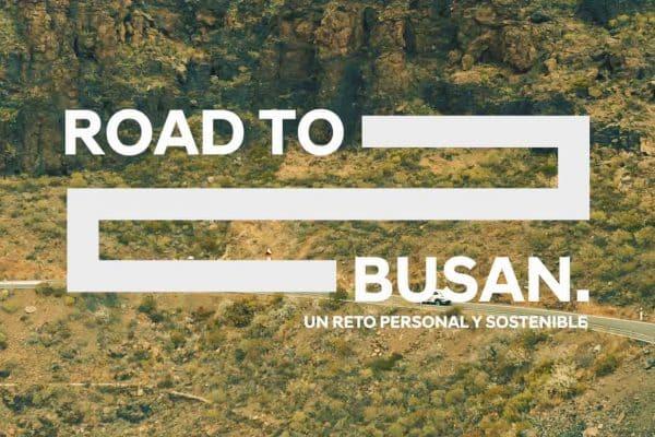 ROAD TO BUSAN - LAS HORMIGAS NEGRAS PRODCUTORA AUDIOVISUAL